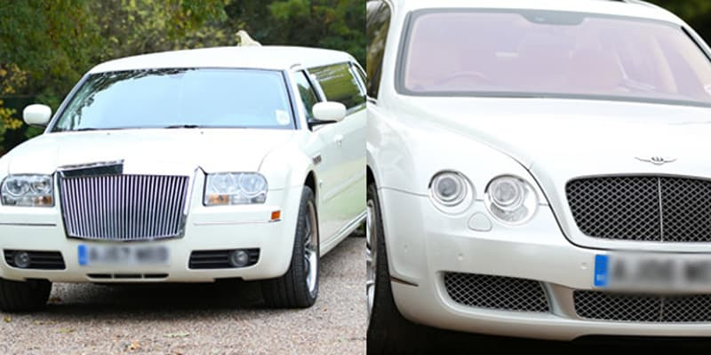 Bentley + Limousine Package