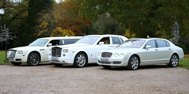 Phantom + Bentley + Limousine Package