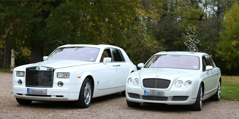 Phantom + Bentley Package