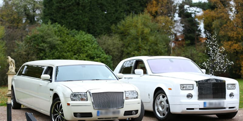 Phantom + Limousine Package