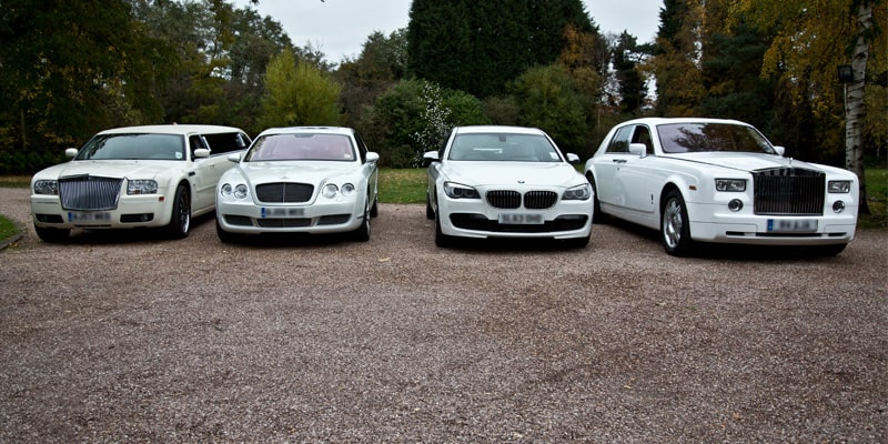 Phantom + Bentley + Limousine + BMW Package
